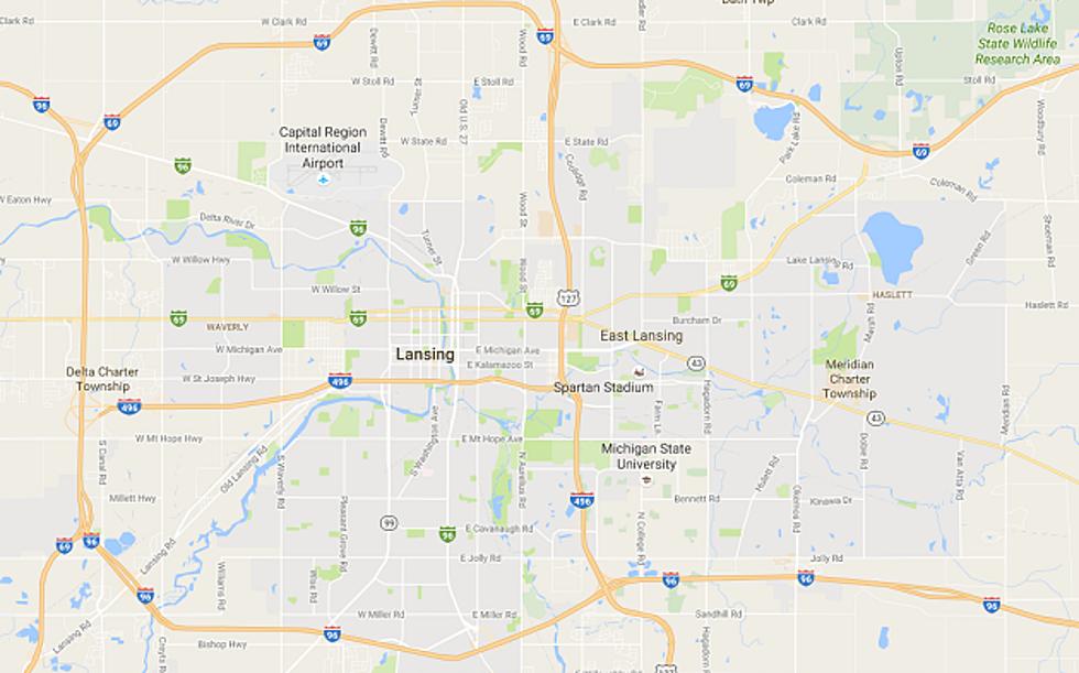 Map Crime In Your Lansing Neighborhood - Lansing map