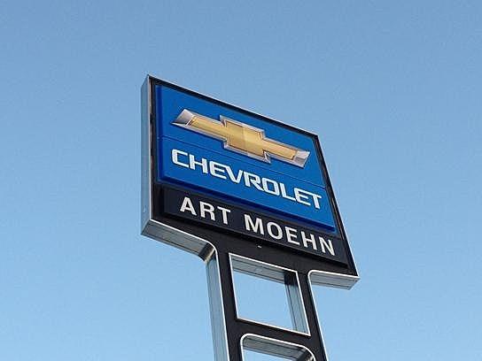 Art mohen chevy