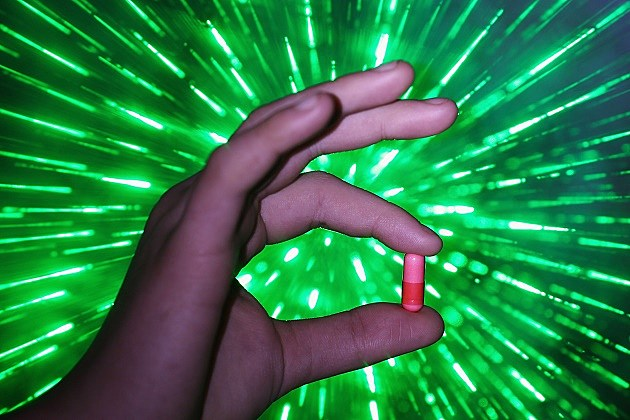 Britain Sees Rise In Demand For Legal Highs
