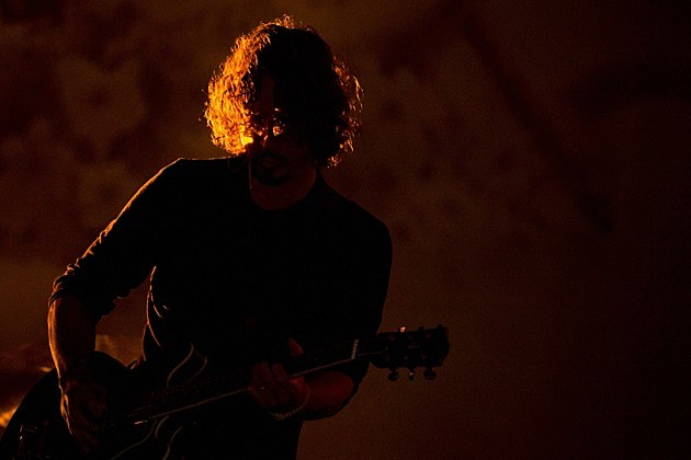 Chris Cornell by Getty Images and Buda Mendes