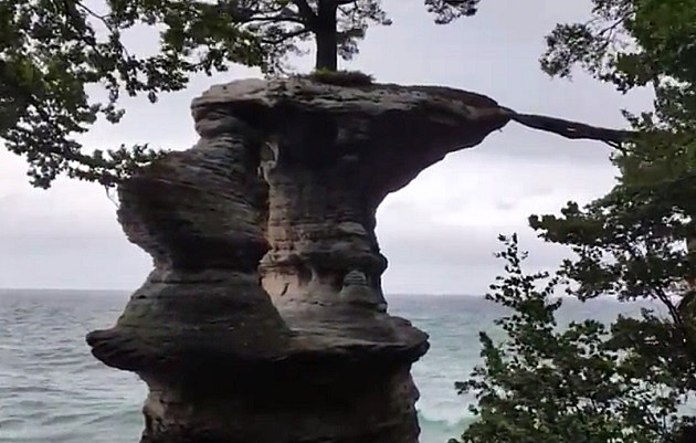 Pictured Rocks Chapel Hill