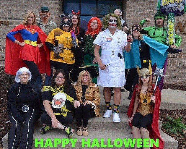 Halloween Office 2016 Supers
